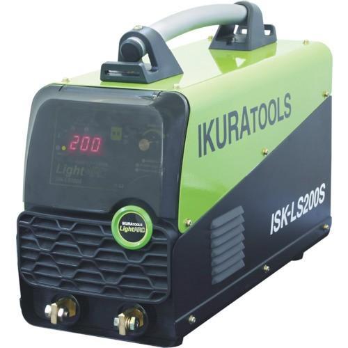 (電気溶接機)育良 ライトアーク(40062) ISKLS200ST