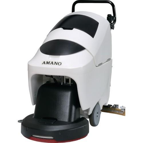 (直送品 代引き不可)(床洗浄機)アマノ 手押し床洗浄機 クリーンバーニー EG−2 EG2