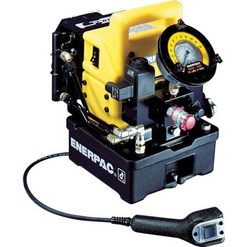 (パイプベンダー)エナパック 油圧トルクレンチ用電動ポンプ PMU-10427Q