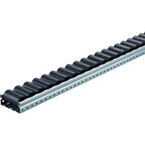 (直送品 代引き不可)(ホイールコンベヤ)TRUSCO 流動棚用 導電ホイールコンベヤ Φ36ワイド P40XL2400 V3670UD402400