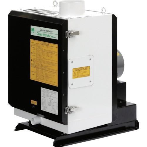 (直送品 代引き不可)(オイルミスト除去装置)ミドリ安全 クリーンワンダー 3相200V 0.75KW WR103J