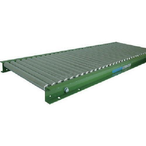 (直送品 代引き不可)(スチールローラーコンベヤ)TS スチールローラコンベヤφ25.4−W600XP50X1000L LS25600320