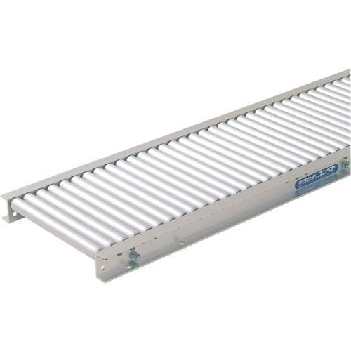 (直送品 代引き不可)(アルミローラーコンベヤ)TS アルミ製ローラコンベヤφ20−W600XP22X90°カーブ LA20600290R49