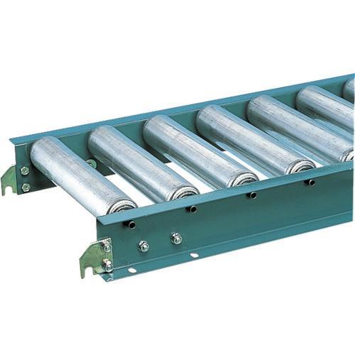 (直送品 代引き不可)(スチールローラーコンベヤ)三鈴 スチールローラコンベヤ MS57A型 径57.2X1.4T MS57A301030
