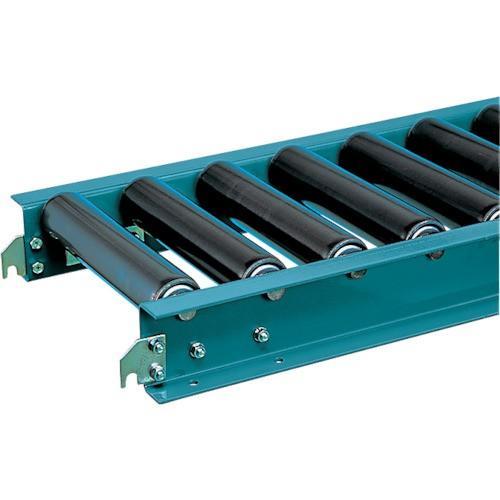 (直送品 代引き不可)(スチールローラーコンベヤ)三鈴 スチールローラコンベヤ MS60B型 径60.5X2.8T MS60B401090