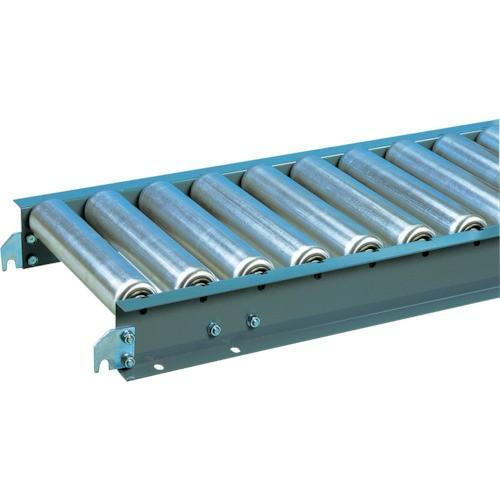 (直送品 代引き不可)(スチールローラーコンベヤ)三鈴 スロットインローラコンベヤ MSS57型 径57.2X1.4T MSS57A401530