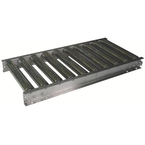 (直送品 代引き不可)(ステンレスローラーコンベヤ)三鈴 スロットインステンレスローラコンベヤ 径60.5X1.5T MUS60701510