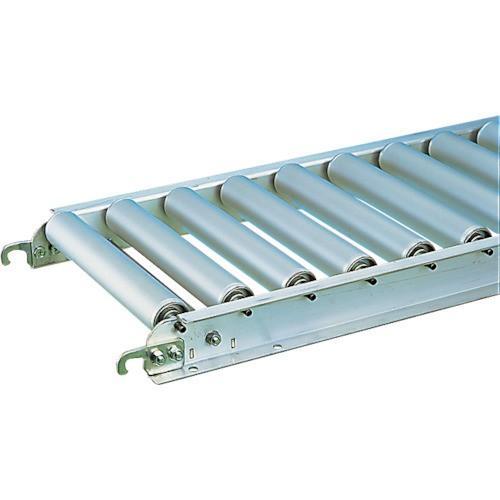 (直送品 代引き不可)(アルミローラーコンベヤ)三鈴 アルミローラコンベヤMA45A型 径45X1.5T MA45A500530
