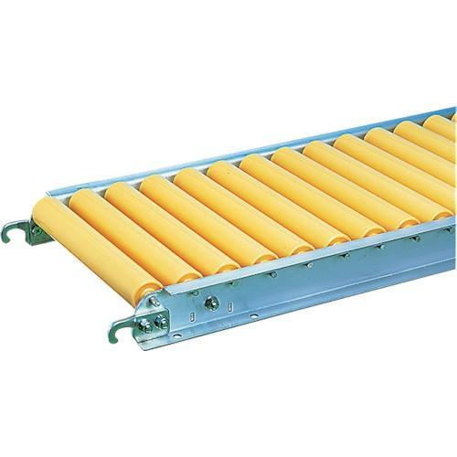 (直送品 代引き不可)(樹脂ローラーコンベヤ)三鈴 樹脂ローラコンベヤMR42型 径42X2.5T MR42400520