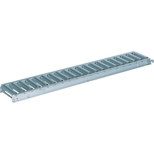 (直送品 代引き不可)(アルミローラーコンベヤ)セントラル アルミローラコンベヤALRZ4812 400W×100PX2000L ALRZ4812401020