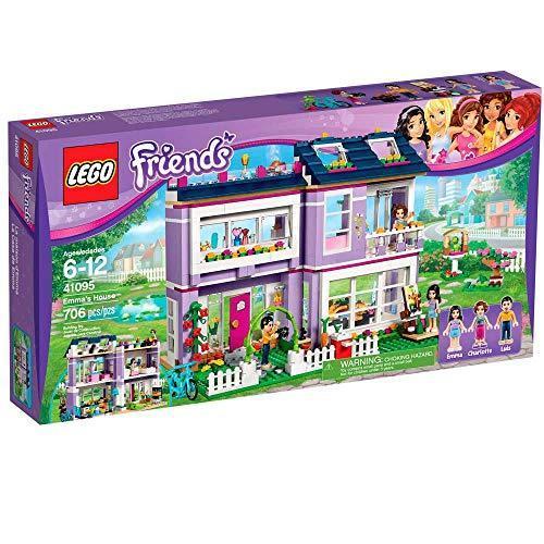 送料無料  レゴLEGO Friends 41095 Emma's House|unrosage-ystore