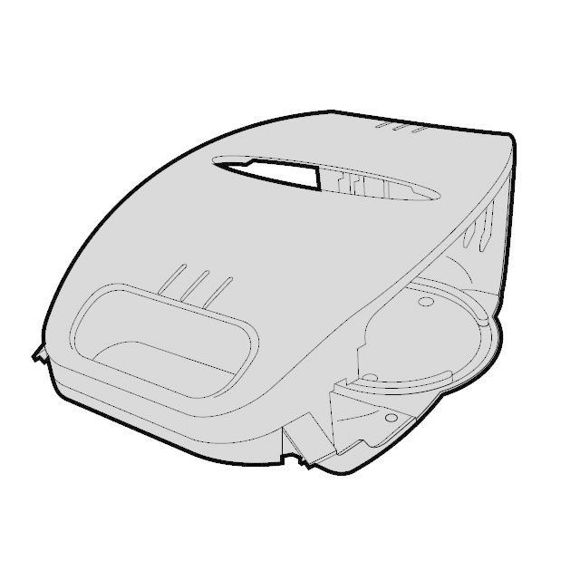パナソニック Panasonic ホットプレート AFA41-192-H0 収納ホルダー 新品未使用 大注目