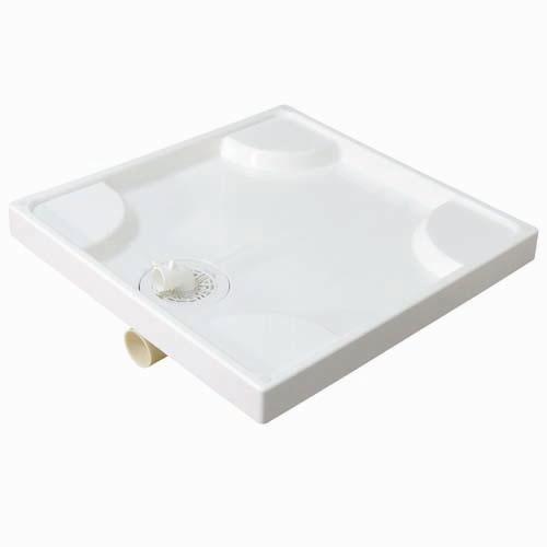 ミヤコ MIYAKO MIYAKO MIYAKO MB6464洗濯機パン【MB6464】寸法 640×640 洗濯機排水部材[新品] b0e
