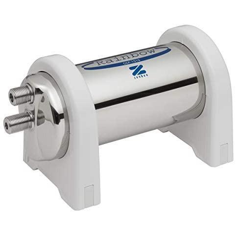 ゼンケン バスシャワー浄水器 (風呂用浄水器) NEW アクアセンチュリー レインボー CCF-151S