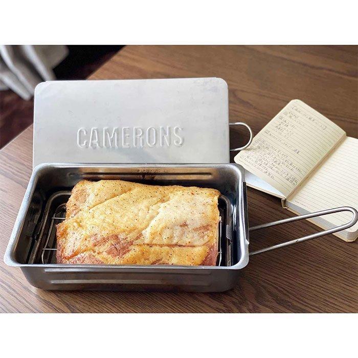 Camerons キャメロンズ ミニスモーカー|upi-outdoorproducts|06