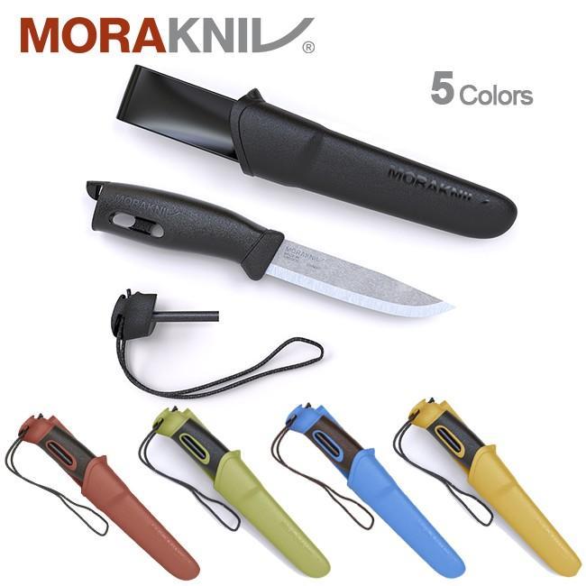 Morakniv Companion メイルオーダー Spark スパーク コンパニオン モーラナイフ 宅送