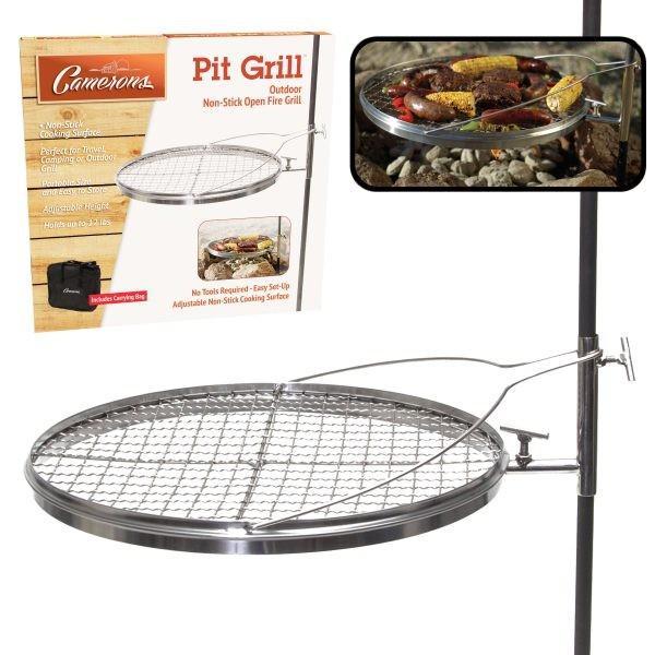 Camerons キャメロンズ ピット グリル|upi-outdoorproducts