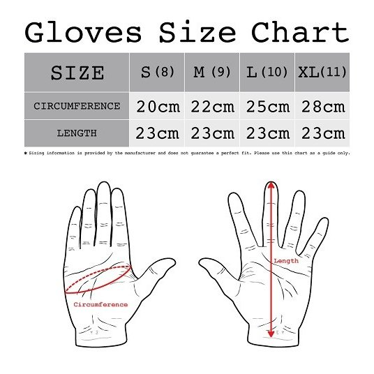 CRUD Molg Gloves クルード モーリ グローブ|upi-outdoorproducts|03