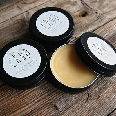 CRUD leather wax  クルード レザーワックス|upi-outdoorproducts
