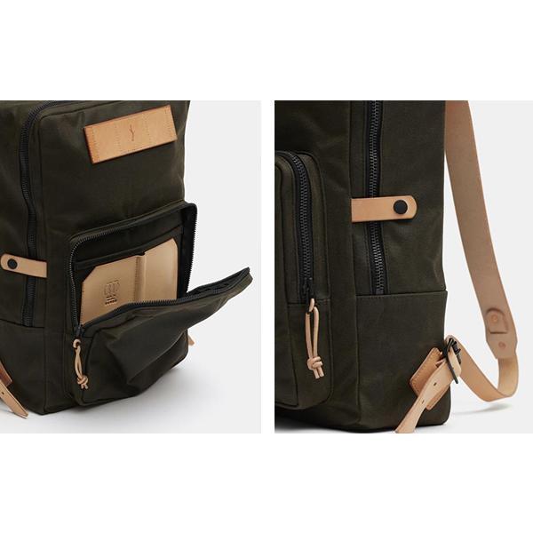 CRUD Nova Backpack Natural クルード ノヴァ バックパック ナチュラル|upi-outdoorproducts|05