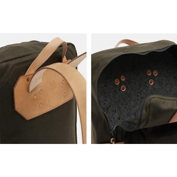 CRUD Nova Backpack Natural クルード ノヴァ バックパック ナチュラル|upi-outdoorproducts|06