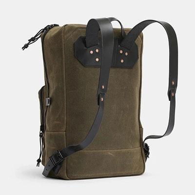 CRUD Nova Backpack Black クルード ノヴァ バックパック ブラック|upi-outdoorproducts|02