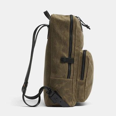 CRUD Nova Backpack Black クルード ノヴァ バックパック ブラック|upi-outdoorproducts|03