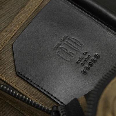 CRUD Nova Backpack Black クルード ノヴァ バックパック ブラック|upi-outdoorproducts|04
