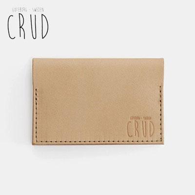 CRUD Nordre Card case Natural ノルデ カードケース ナチュラル|upi-outdoorproducts