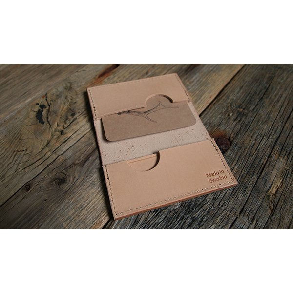 CRUD Nordre Card case Natural ノルデ カードケース ナチュラル|upi-outdoorproducts|02