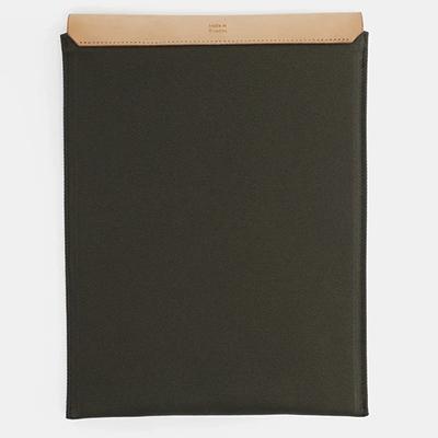 CRUD Ottem Laptop-tablet case Natural クルード オテム ラップトップケース タブレットケース ナチュラル|upi-outdoorproducts|02