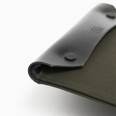 CRUD Ottem Laptop-tablet case Black クルード オテム ラップトップケース タブレットケース ブラック|upi-outdoorproducts|03