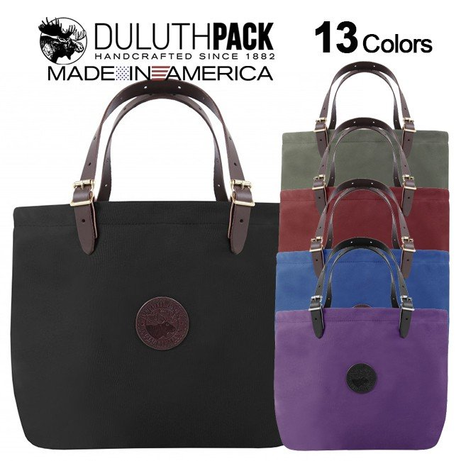 Duluth Pack Market Tote ダルースパック マーケット トート upi-outdoorproducts