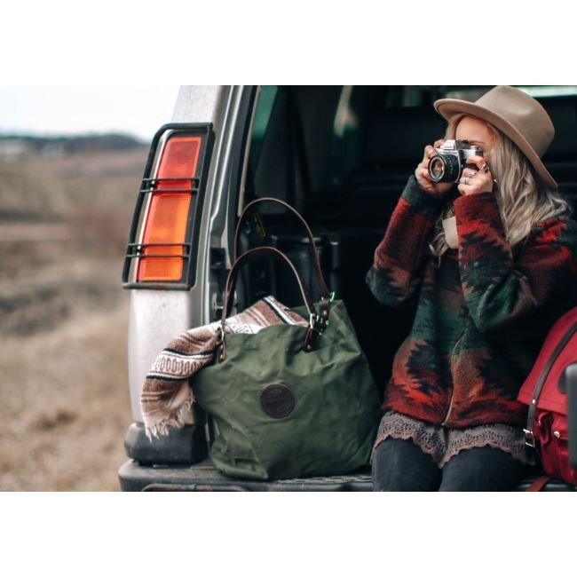 Duluth Pack Market Tote ダルースパック マーケット トート upi-outdoorproducts 05