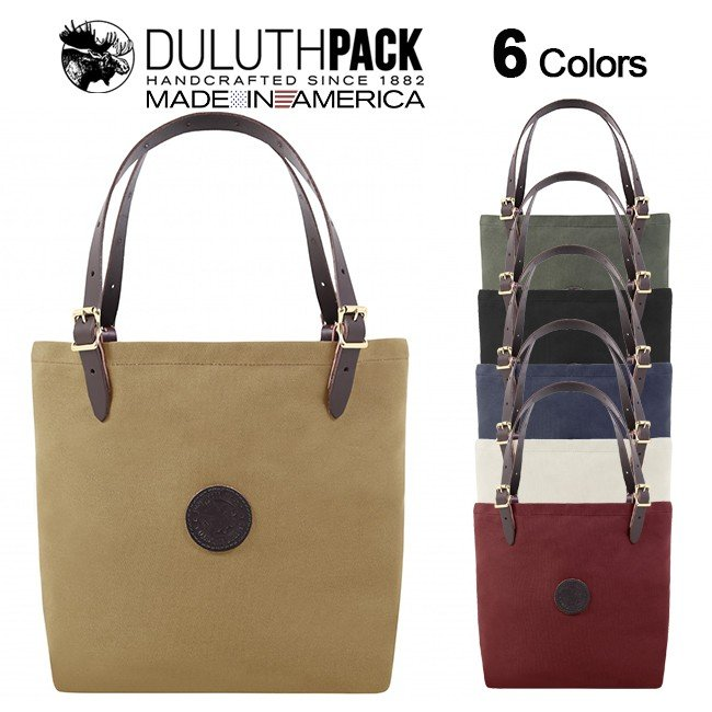 Duluth Pack Medium Market Tote ダルースパック ミディアム マーケット トート|upi-outdoorproducts