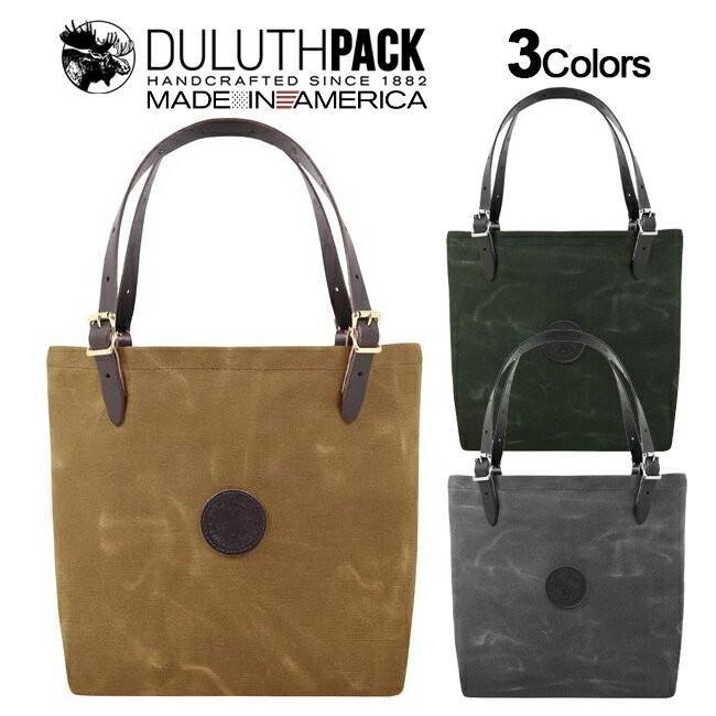 Duluth Pack Medium Market Tote WAX ダルースパック ミディアム マーケット トート ワックス upi-outdoorproducts