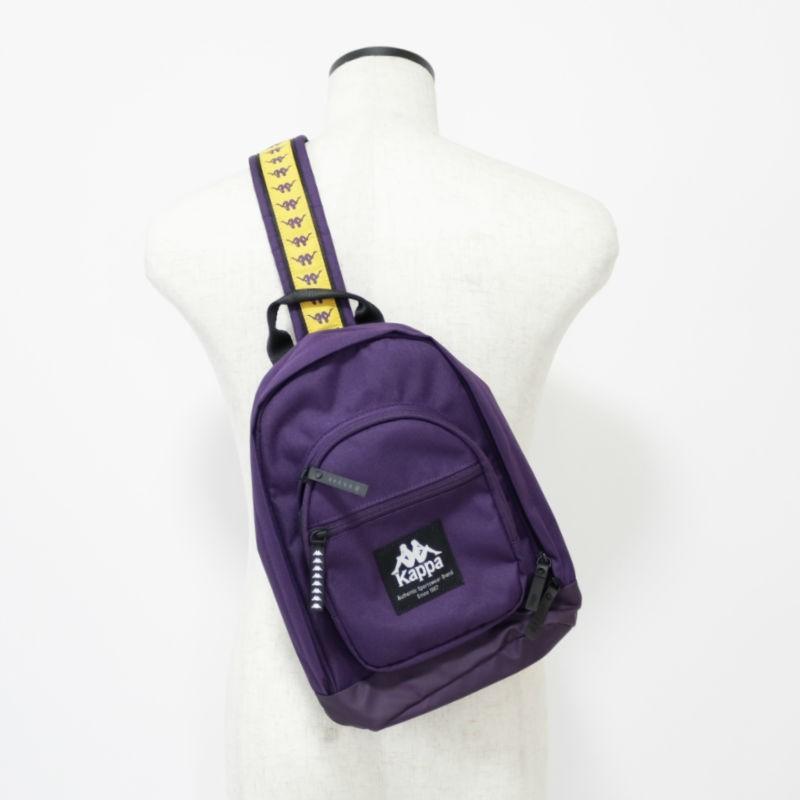 Kappa カッパ ワンショルダーリュック バッグ 鞄 かばん メンズ レディース ユニセック|upper-gate|05