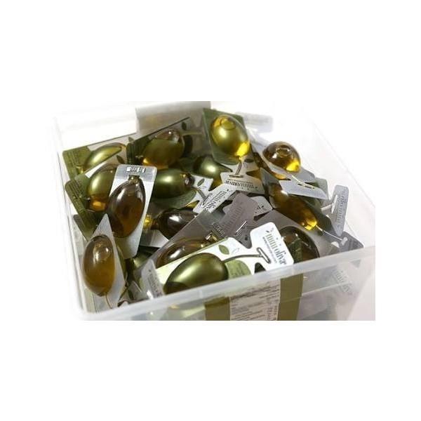 コストコ 買い取り COSTCO 受賞店 オリーブオイル エキストラバージンオイル 個別包装 20個セット