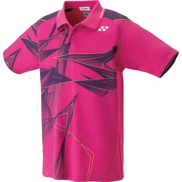 ◆◆送料無料 メール便発送 <ヨネックス> YONEX ゲームシャツ 10272 (654:ベリーピンク) テニス