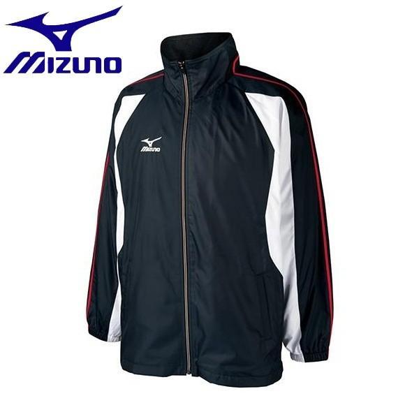 ◆◆ <ミズノ> MIZUNO マルチウォーマーシャツ 32JE4538 (09:ブラック×ホワイト)