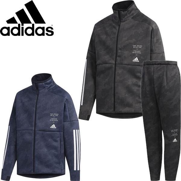 ◆◆ <アディダス> 【adidas】19FW ジュニア ボーイズ B adidasDAYS ジャージジャケット&パンツ トレーニングウェア 上下セット GOR99-GOS00