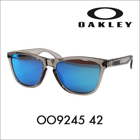 オークリー OAKLEY OO9245-42 FROGSKINS フロッグスキン アジアフィット サングラス メガネフレーム 伊達メガネ 眼鏡