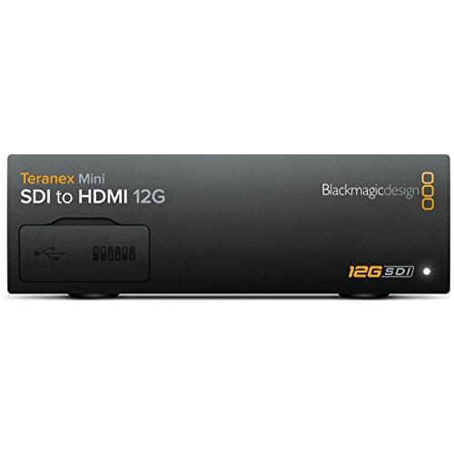 Blackmagic Design コンバーター Teranex mini SDI to HDMI 12G 4K対応 003246