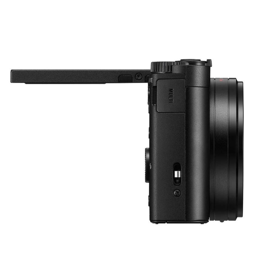 ソニー SONY コンパクトデジタルカメラ サイバーショット ブラック102mm×58.1mm×35.5mm Cyber-shot DSC-