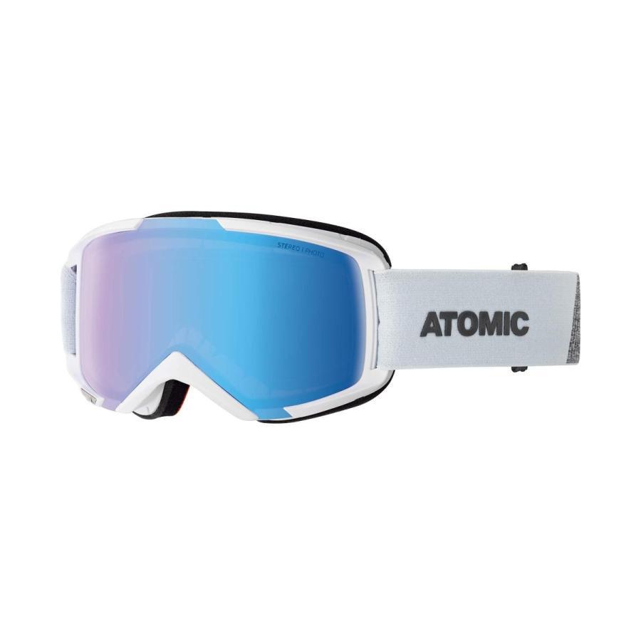 ATOMIC(アトミック) スキーゴーグル SAVOR PHOTO (セイバー フォト) AN5105846 白い 0