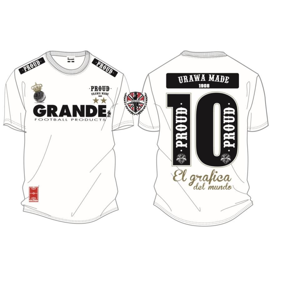 GRANDE×PROUD コラボレーションシャツ urawa-football