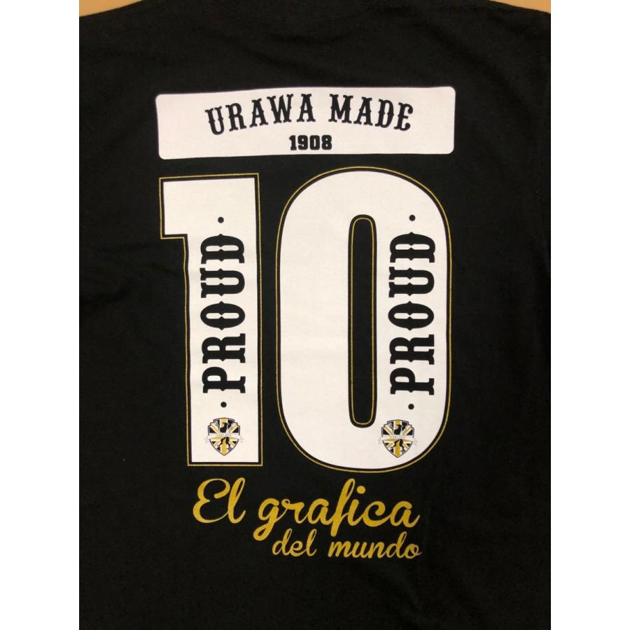 GRANDE×PROUD コラボレーションシャツ urawa-football 03