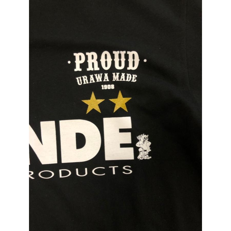 GRANDE×PROUD コラボレーションシャツ urawa-football 05