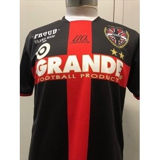 GRANDE×PROUD -URAWA MADE- 埼玉サッカー110th記念オーセンティックユニフォーム urawa-football 02