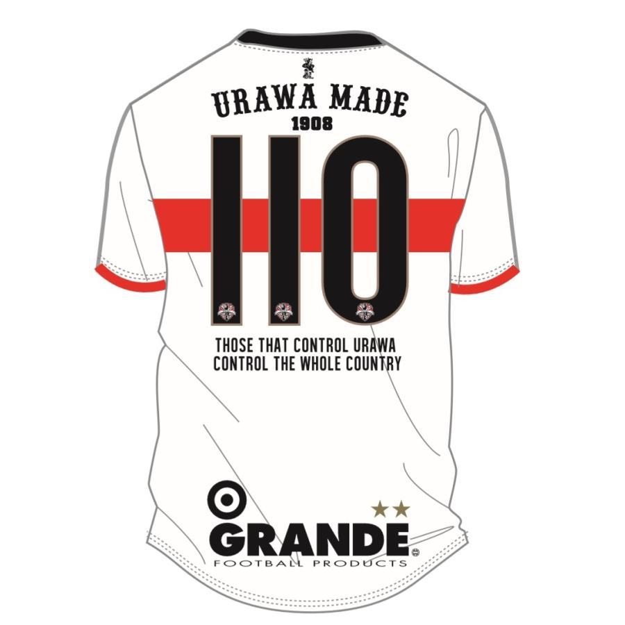 GRANDE×PROUD -URAWA MADE- 埼玉サッカー110th記念オーセンティックユニフォーム urawa-football 12